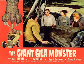 Película Gila el monstruo gigante Online