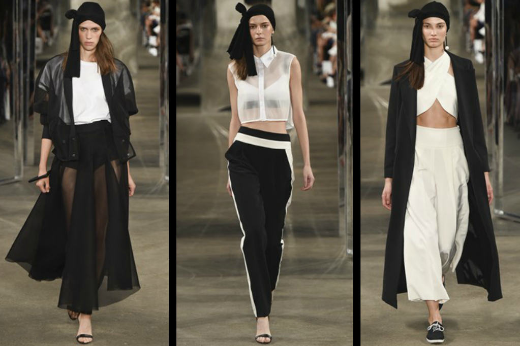 NYFW SS15, New York Fashion Week 2015, Milly, Show report, review
