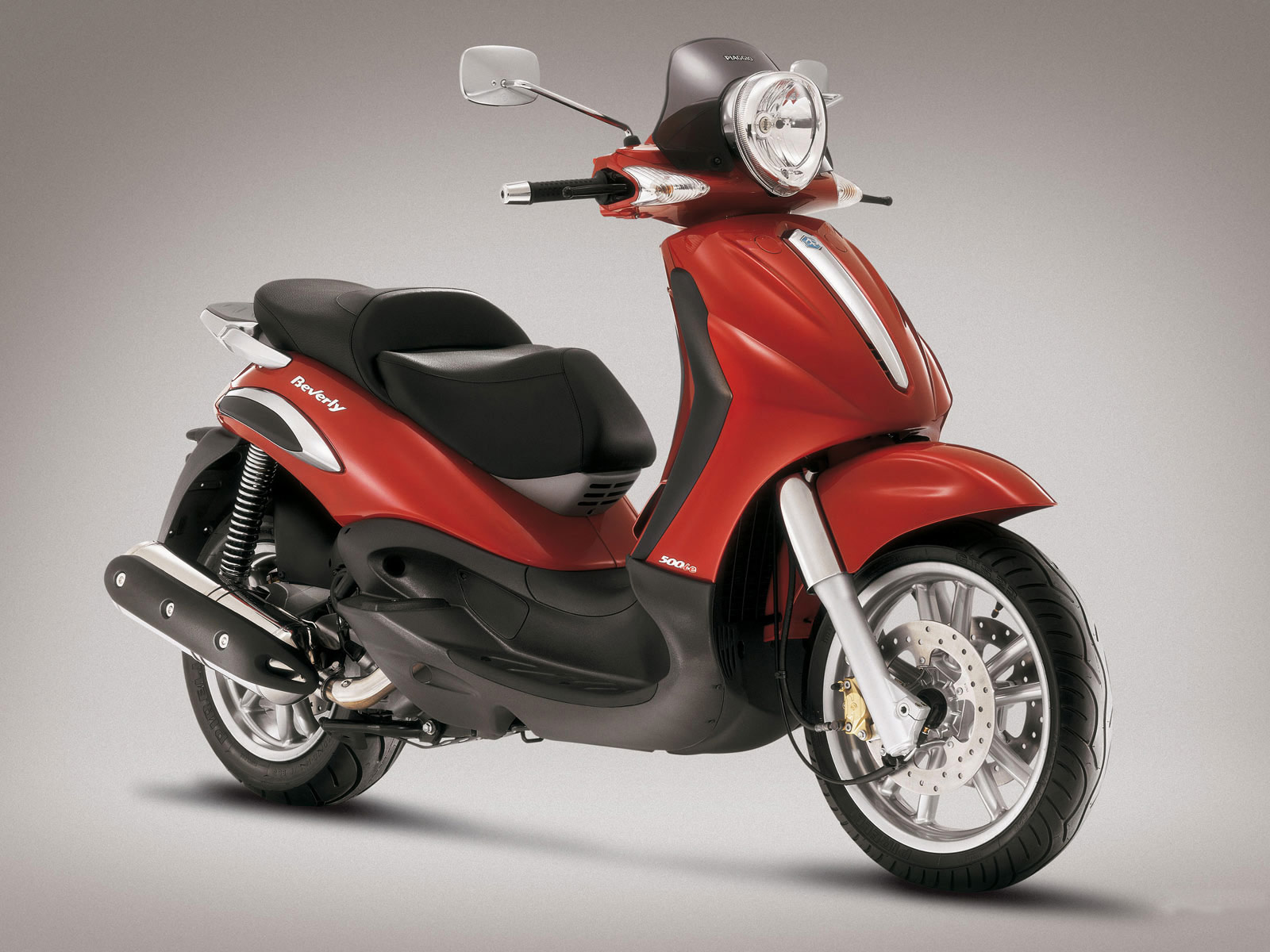 2007 piaggio beverly 500ie scooter pictures. Black Bedroom Furniture Sets. Home Design Ideas