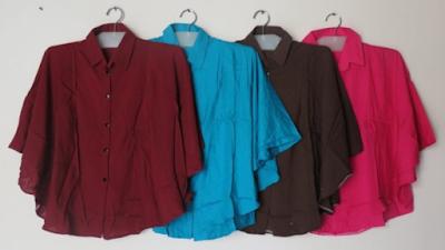 4 Warna Baju Yang Cocok Untuk Wanita Gemuk
