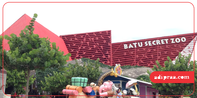 Batu Secret Zoo | adipraa.com