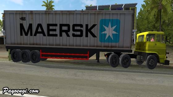mod bussid truck tua