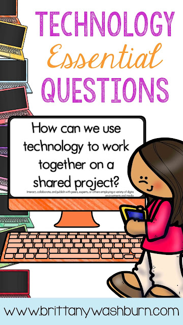 A few months ago I had the opportunity to take a class on project based learning and inspiring it by creating the perfect essential questions.