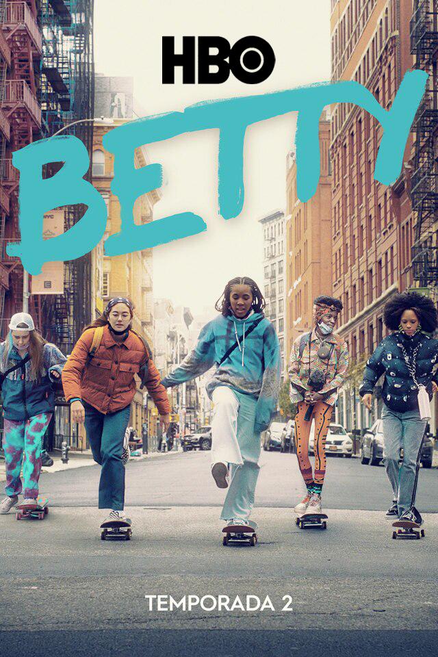Betty (2021) Segunda Temporada HBO WEB-DL 1080p Latino