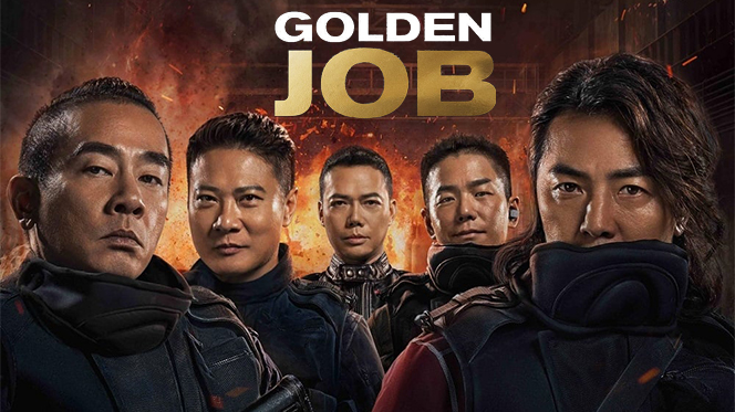 Golden Job (2018) BRRip 720p Latino