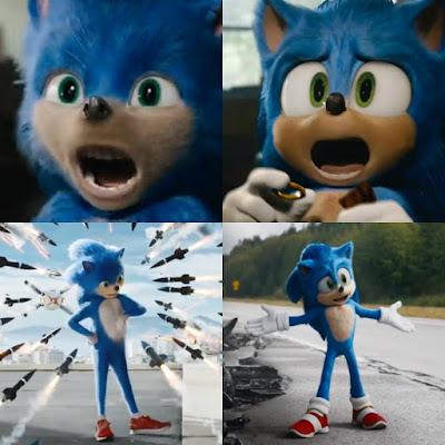 Ježek Sonic (Sonic the Hedgehog) – Recenze