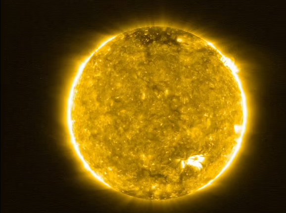 دراسة: رياح شمسية ساخنة تحمل إلى الأرض الكوارث