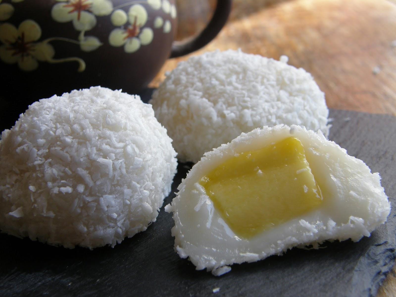Rice Cake Toss