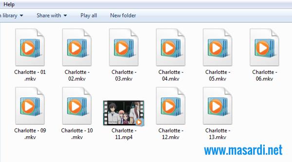 file video mkv