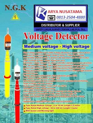 Ready Stok 220KV-500KV High Voltage Detector di Malang