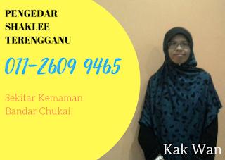 Pengedar Shaklee Kemaman Terengganu Malaysia