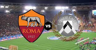 مباراة روما وأودينيزي