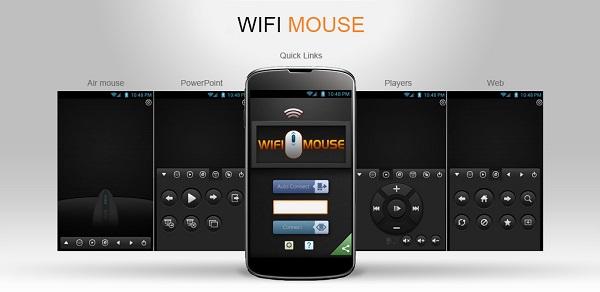 WiFi Mouse Pro 4.0.5 Apk