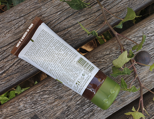 Exfoliante vegetal de Albaricoque de Yves Rocher