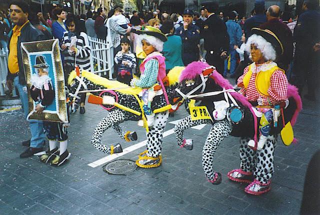 Carnaval Los Gigantes