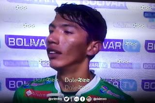 Oriente Petrolero - Ronaldo Sánchez marca su primer gol en el profesionalismo - DaleOoo