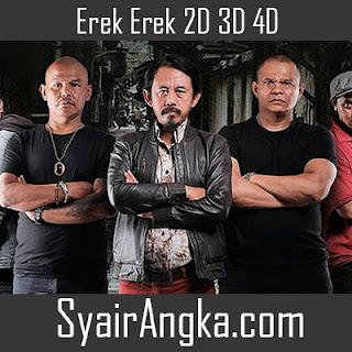 Erek Erek Menjadi Preman 2D 3D 4D