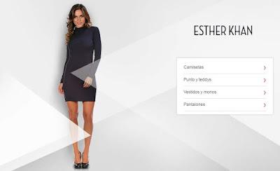 ropa economica para mujer de la marca Esther Khan