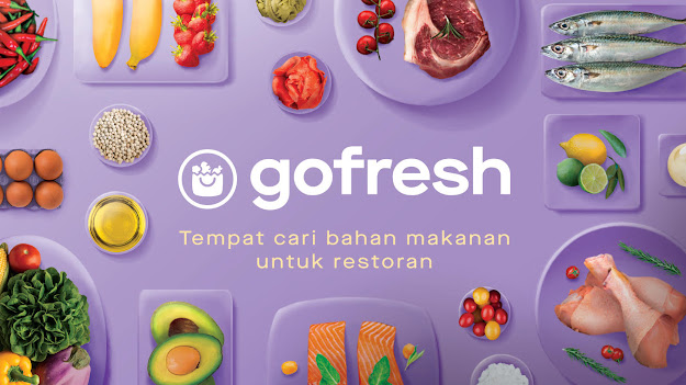 GoFresh marketplace terbaik untuk supplier sembako dan bahan baku restoran