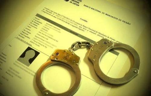 Homem é preso por força de mandado de prisão no município de Princesa Isabel