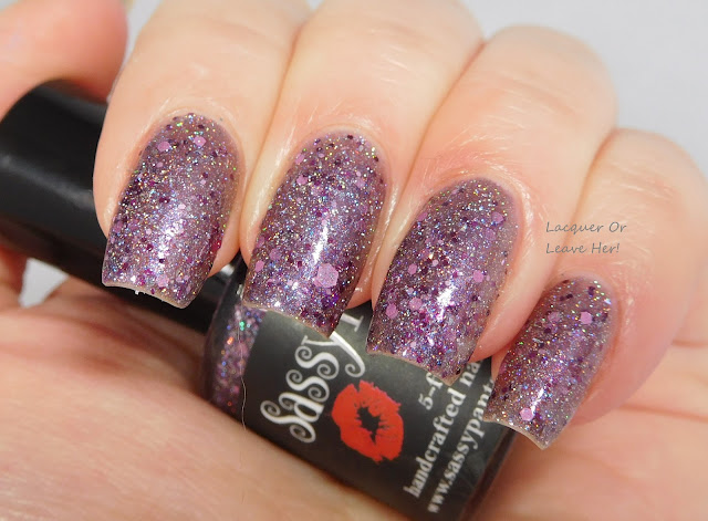 Sassy Pants Polish Visions Of Sugar Plums
