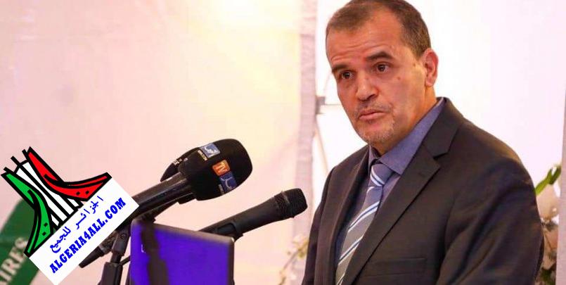 وزير التجارة كمال رزيق