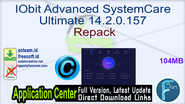 IObit Advanced SystemCare Ultimate 14.2.0.157 Repack