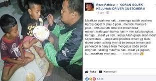 Hanya Mampu Beli Nasi dan Mie Instan Untuk Dua Anaknya, Kisah Ayah Ini Bikin Sedih