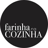 Logo Farinha na Cozinha