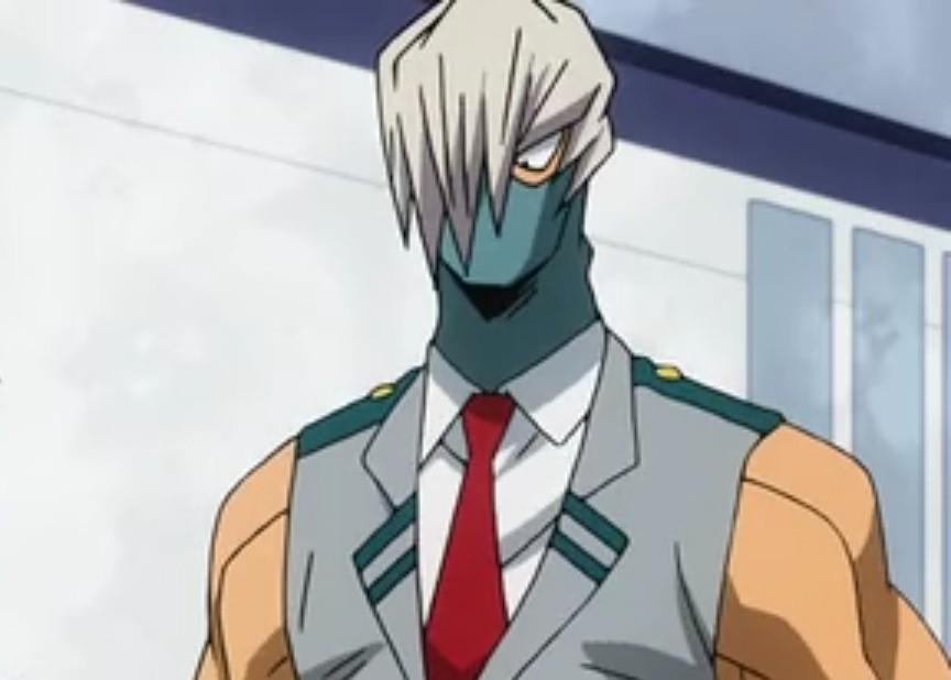 karakter boku no hero academia