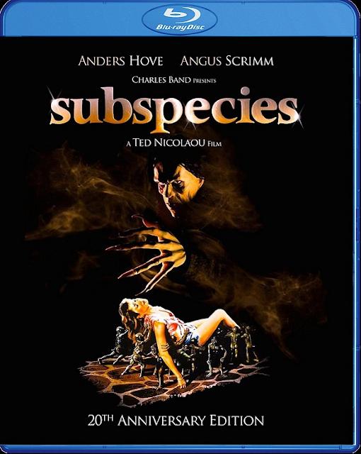 Subspecies [BD25] *Subtitulada