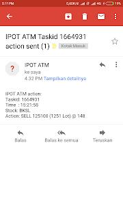 Hati - Hati Terhadap IPOT ATM Indopremier