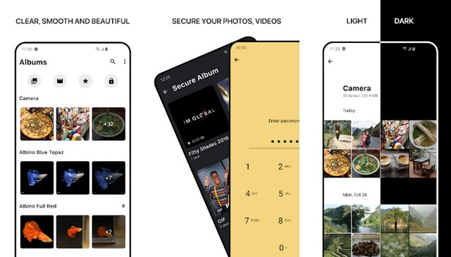 أفضل تطبيق لإخفاء الصور ومقاطع الفيديو للاندرويد