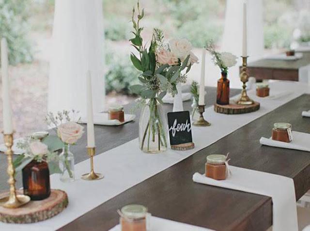 Decoration De Table Wedding
