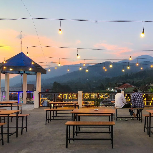 Daftar Menu dan Lokasi Ramatama Cafe and Resto Cisarua Bogor