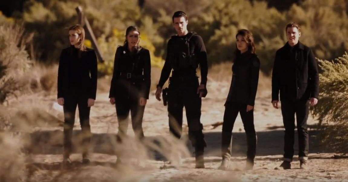 Marvel Agents of S.H.I.E.L.D. Google Drive Link