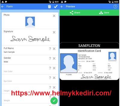 Aplikasi pembuat identitas palsu5
