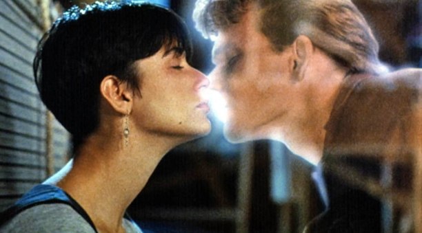Ghost, movie, Patrick Swayze, Demi Moore, afterlife, death, eternity, love