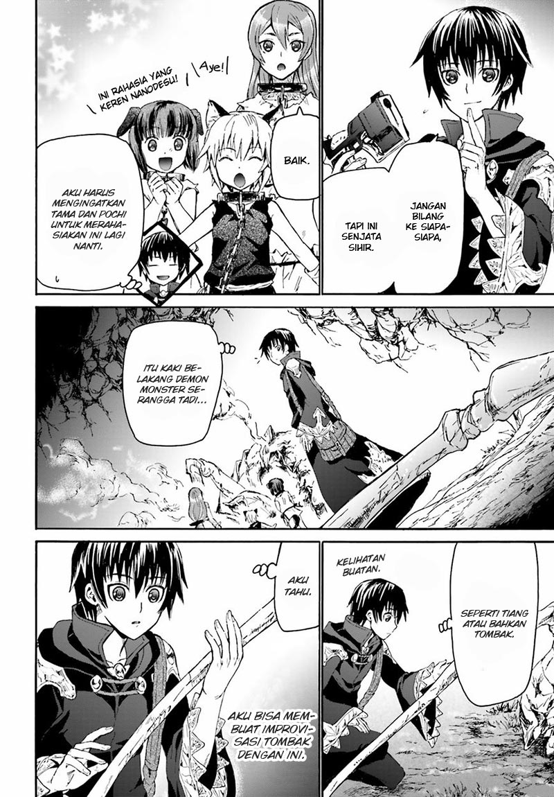 Death March Chapter 8 Bahasa Indonesia