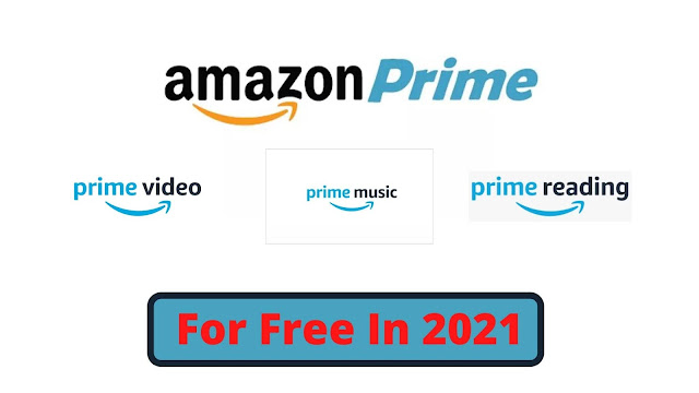 How To Get Amazon Prime Membership For Free ? [Latest 2021]