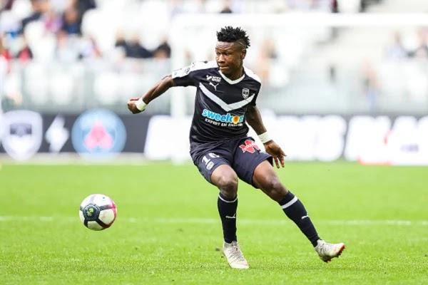 Samuel Kalu: Nigerian star rejoins Bordeaux teammates after testing negative to COVID-19