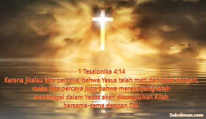 Ayat Alkitab tentang kehidupan setelah kematian