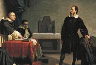 Perdebatan Galileo dan Gereja Katolik
