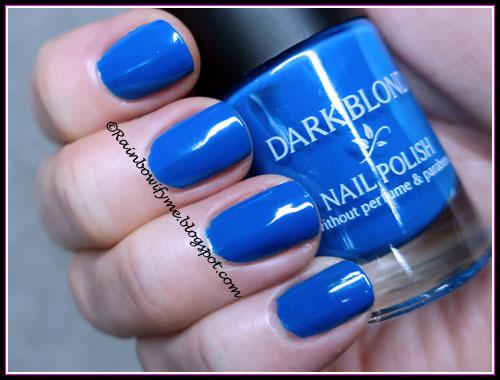 """Dark Blond """"Imperial Blue"""""""