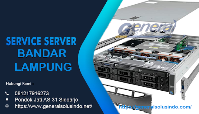 Service Server Bandar Lampung Terpercaya