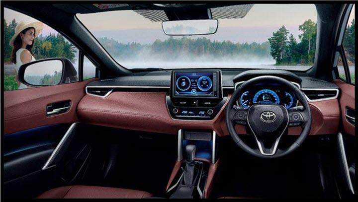 Toyota Việt Nam xác nhận phân phối Corolla Cross