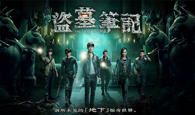 Download Drama Cina The Lost Tomb Batch Subtitle Indonesia