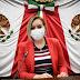 Garantizar derecho a la salud a ciudadanos y condiciones laborales al sector salud, es el reto: Yarabí Ávila
