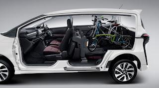 toyota sienta baru mobil keluarga dive in seat muat banyak barang