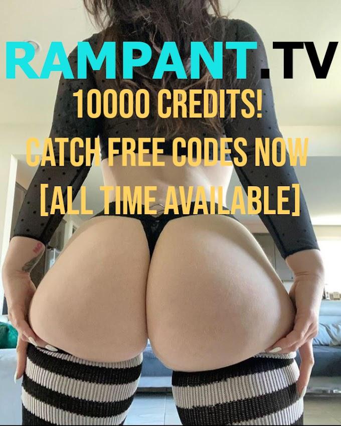 RampantTV 10000 Credits! Free Code!